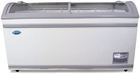 B011CM52GQ Omcan 31457 58-INCH ICE CREAM DISPLAY FREEZER WITH 17.7 CU. FT CAPACITY 41IJ750iemL.