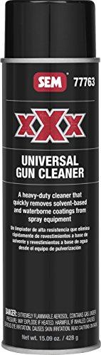SEM 77763 XXX Universal Gun CLEANER-15 oz. Aerosol