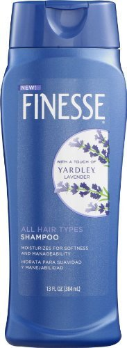 - Finesse Shampoo All Hair Types With A Touch Of Yardley Lavender by Lornamead, Inc.