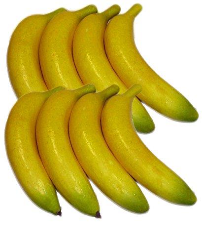 Artificial Bananas Decoration Set 8 product image