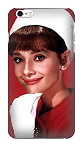 Fashion E-Mall-New fashionable designed New Style Audrey Hepburn TPU phone protection case/cover For iphone 6