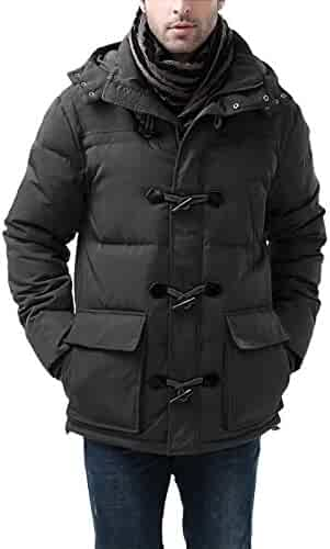 22f69c2735c2 BGSD Men s Connor Hooded Waterproof Toggle Down Parka Coat