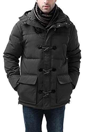 BGSD Men's Connor Hooded