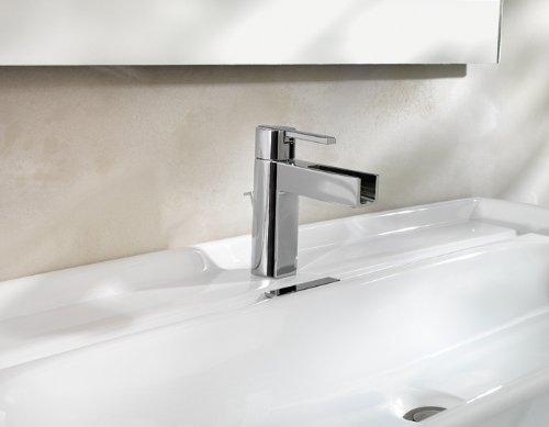 "Pfister Vega Single Control 4"" Centerset Bathroom Faucet, Polished Chrome"