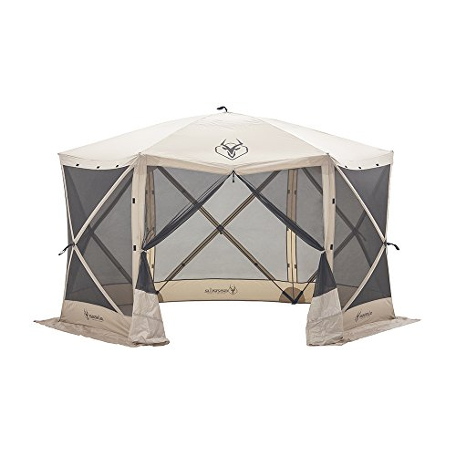 Gazelle G6 Portable Gazebo (6-sided) by Gazelle