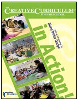 The Creative Curriculum in Action! for Preschool: Users Guide (English and Spanish Edition) Judy Jablon