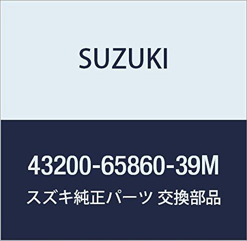 SUZUKI (スズキ) 純正部品 ホイールセット 品番43200-65860-39M B01MSMRYQA