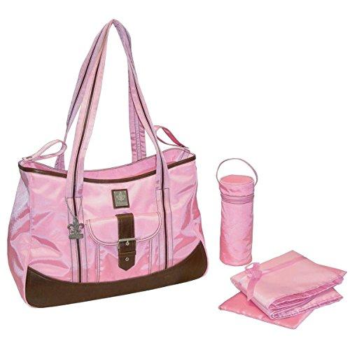 Pink Weekender Diaper Bag - Week-Ender Tote Diaper Bag Color: Power Pink
