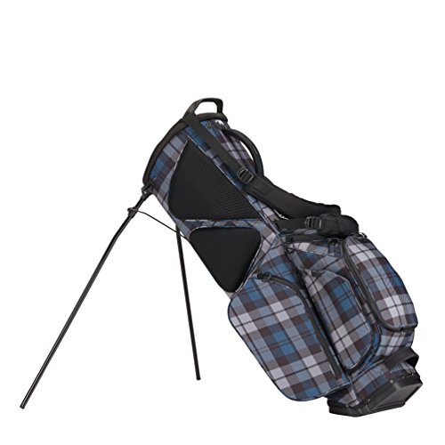 TaylorMade Lifestyle 2018 Flextech Bag (Gray Plaid) (Gray Plaid)