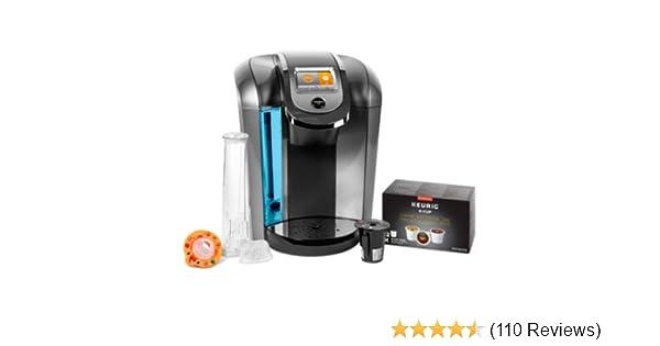 Amazoncom Keurig K525c Single Serve Coffee Maker 12 K Cup Pods