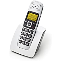 CLEAR SOUNDS-DECT Amplified Cordless Phone