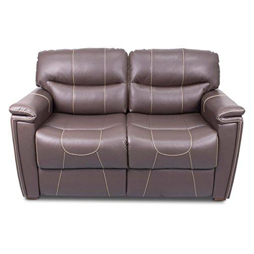 "Price comparison product image Thomas Payne 377708 Majestic Chocolate 68"" Trifold Sofa"