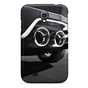 RitaniaJenkava Scratch-free Phone Cases For Galaxy S4- Retail Packaging - Cadillac Cts V
