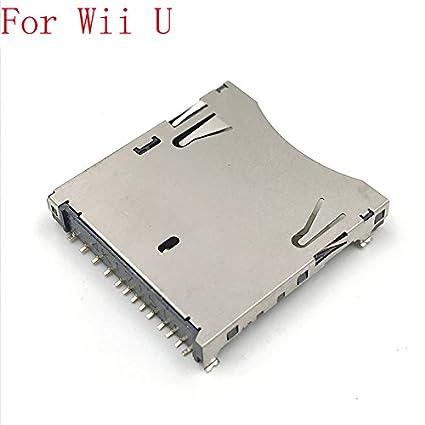 Amazon com: for Nintendo Wii U Console TF SD Memory Card