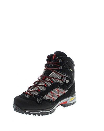 Hanwag Uomo Pordoi GTX & Escursioni di Trekking Stivali Nero