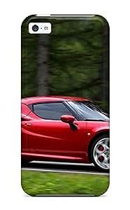 Viktoria Metzner's Shop New Fashion Premium Tpu Case Cover For Iphone 5c - Alfa Romeo 4c 10