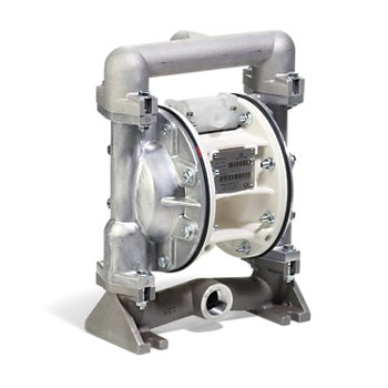 Zee Line Air-Operated Polypropylene Double Diaphragm Pump Motor - DRM1285