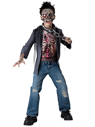 [InCharacter Costumes Unchained Horror Costume, Size 8/Medium] (Horror Costumes For Kids)