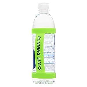 CIRRUS Fitness BottleBand - Running Sucks Green