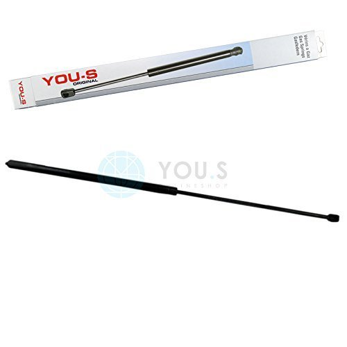 1 x you-s Genuine Gas Strut for Bonnet 875, 5 MM 260 N - 170 880 02 29 You.S
