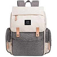 Genuine LAND Multifunctional Baby Diaper Backpack Changing Bag Nappy Mummy 2019 - White