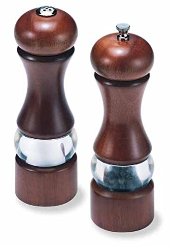 Olde Thompson 37-700 Dover Pepper Mill & Salt Shaker, 7.5