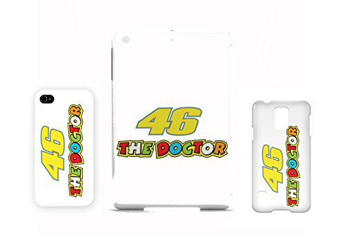 46 Valentino Rossi the Doctor iPhone 5C cellulaire cas coque de téléphone cas, couverture de téléphone portable
