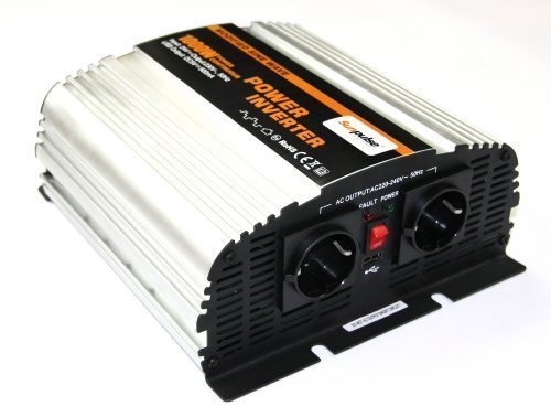 Convertisseur de tension MS 24  V 1000/2000  W Inverter Convertisseur continu-alternatif Solartronics