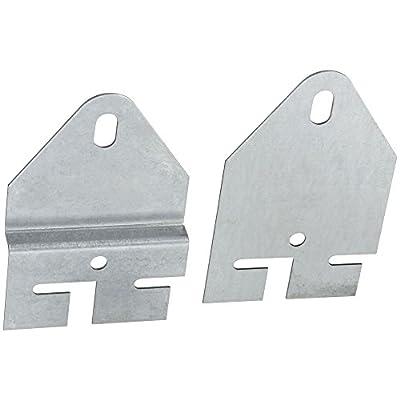 National Hardware N280-511 V7629 Tandem Bracket Set in Galvanized