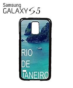Rio de Janeiro Nature Mobile Cell Phone Case Samsung Galaxy S5 White