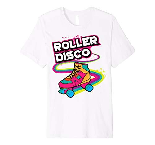 Roller Disco Shirt | Cute Retro Skaters Funny