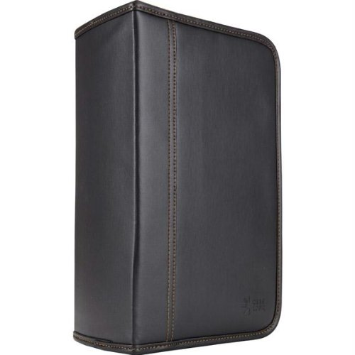 CASE LOGIC KSW-128T 128-Disc CD Wallet