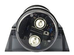 New VM Audio SRCAP2.0 2 Farad Car Hybrid Digital Power Capacitor Blue LED Cap