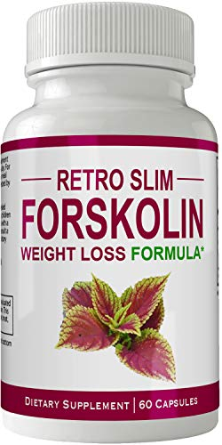 Retro Forskolin Weight Tablets Supplement product image