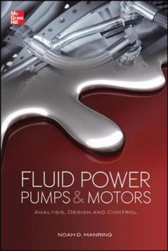 Fluid Power Pumps and Motors: Analysis, Design and Control (Shafts Vapor)