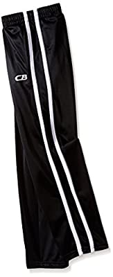 CB Sports Boys' Tricot Performance Sport Pant by CB Sports Boys