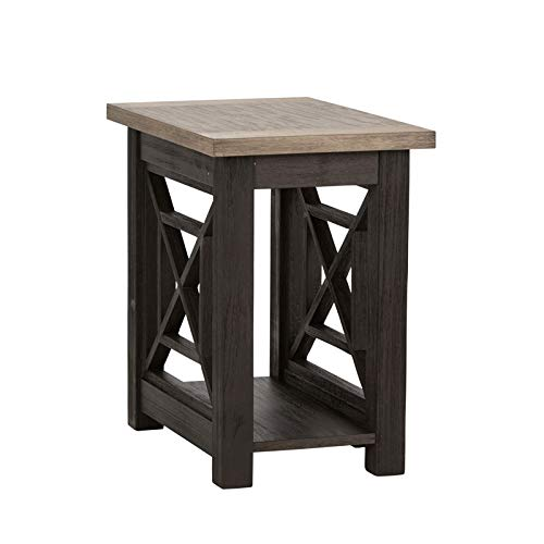 (Liberty Furniture 422-OT1021 Heather Brook Occasional Chair Side Table)