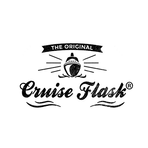 Concealable And Reusable Cruise Flask Kit - Sneak Alcohol Anywhere - 3 x 32 oz + 3 x 16 oz + 1 funnel by Cruise Flask® (Image #3)