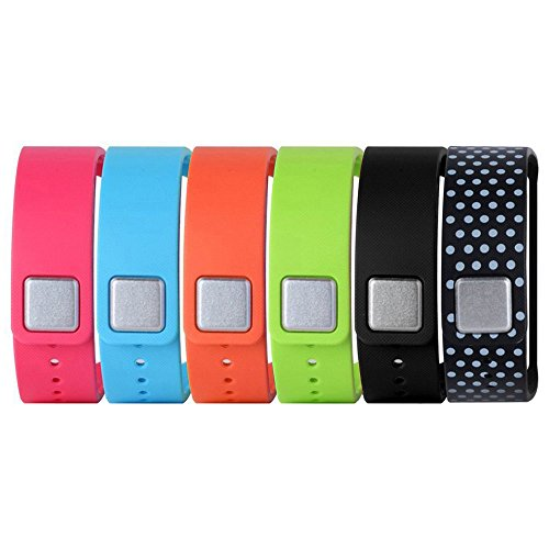 Vastar Colorful Replacement Wristband Band%EF%BC%8CPink