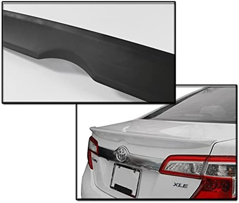 ZMAUTOPARTS Rear Trunk Spoiler For 2012-2014 Toyota Camry