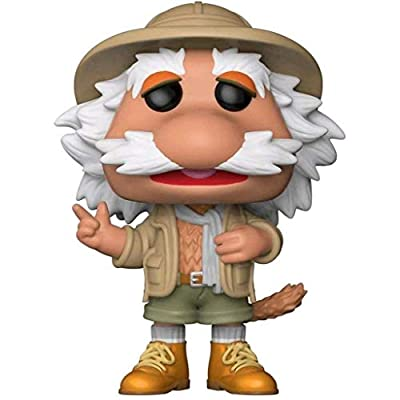 Pop! TV: Fraggle Rock Uncle Traveling Matt Figure Standard: Toys & Games