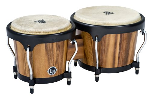Latin Percussion LPA601-SW LP Aspire Jamjuree Wood - Bongos Wood