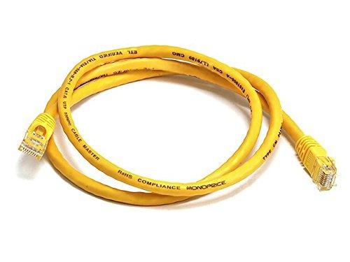 Monoprice 3 Feet Ethernet Network 102298