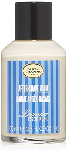 The Art of Shaving After Shave Balm, Lavender, 3.3 Ounce
