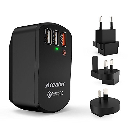 Arealer Charge Charger International Adapter product image