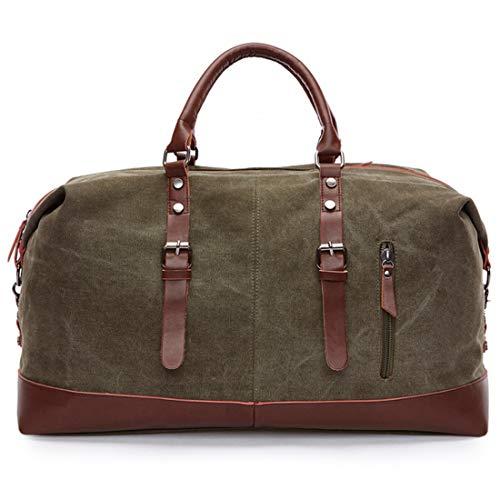 MEWAY Canvas Duffle Bag Travel O...