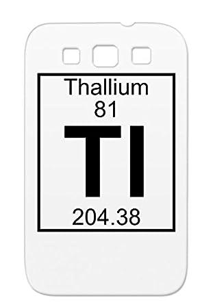 Chemist Thallium Tl Careers Professions Geek Chemistry Nerd 81
