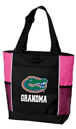 Florida Gators Grandma Tote Bag Ladies University of Florida Grandma Totes by Broad Bay