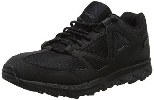Reebok Skye Peak GTX 5.0, Zapatillas de Deporte para Mujer Negro (Black/Ash Grey/Coal 000)