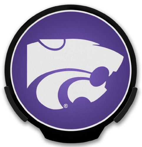 NCAA Kansas State Wildcats Power Decal, One Size